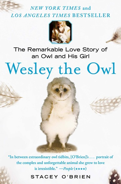 Wesley the Owl : The Remarkable Love Story of an Owl and His Girl