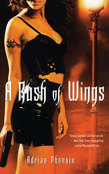 A Rush of Wings : Book One of The Maker's Song