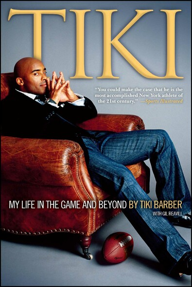 Tiki : My Life in the Game and Beyond