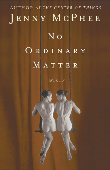 No Ordinary Matter : A Novel