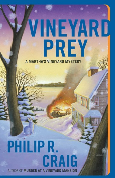Vineyard Prey : Martha's Vineyard Mystery #16