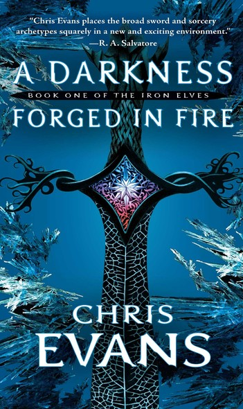 A Darkness Forged in Fire : Book One of the Iron Elves