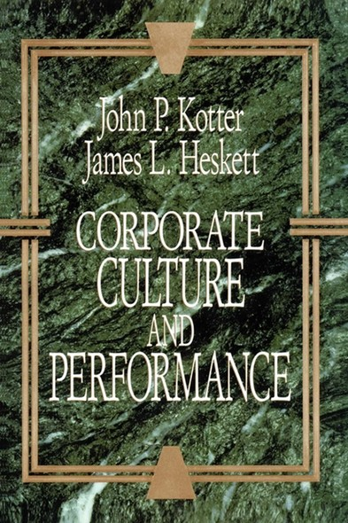 Corporate Culture and Performance