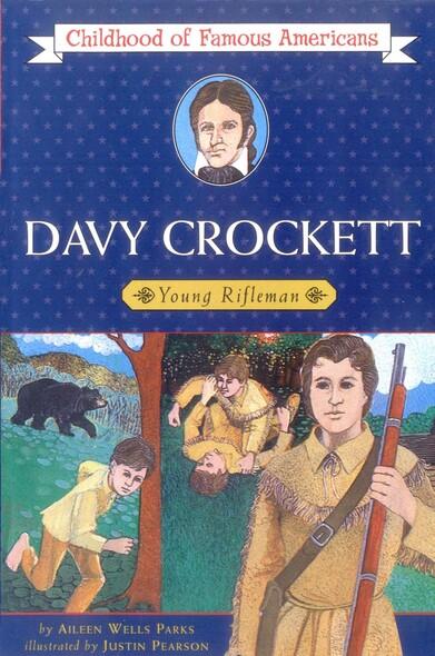 Davy Crockett : Young Rifleman