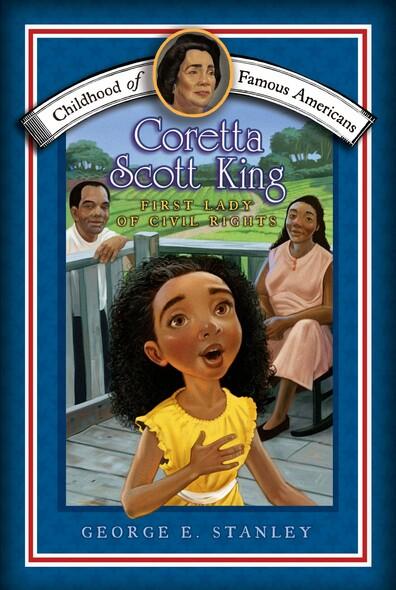 Coretta Scott King : First Lady of Civil Rights