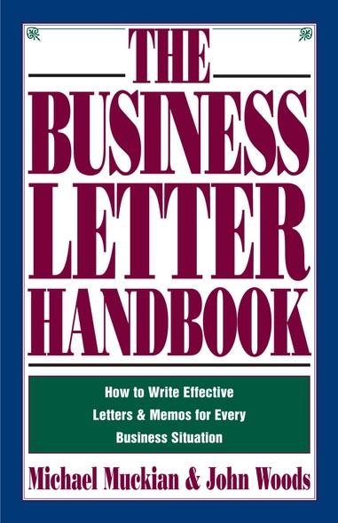 Business Letter Handbook