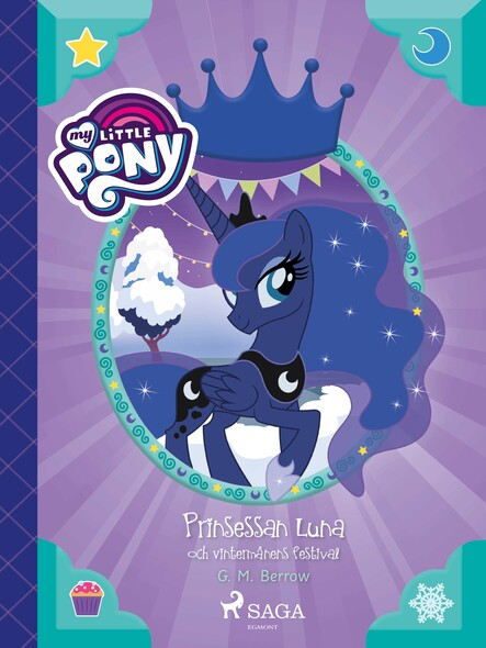 Prinsessan Luna och Vintermånens festival