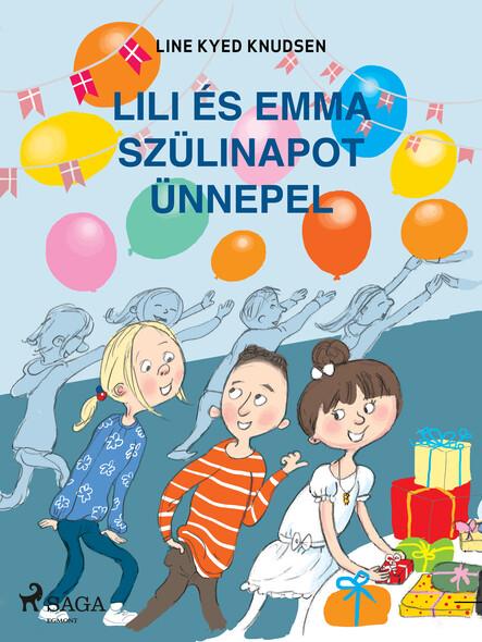 Lili és Emma szülinapot ünnepel