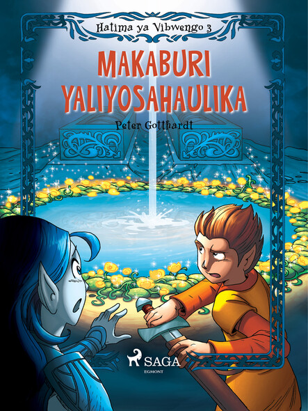 Hatima ya Vibwengo 3: Makaburi Yaliyosahaulika