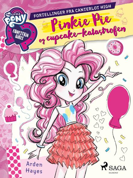 My Little Pony - Pinkie Pie og cupcake-katastrofen
