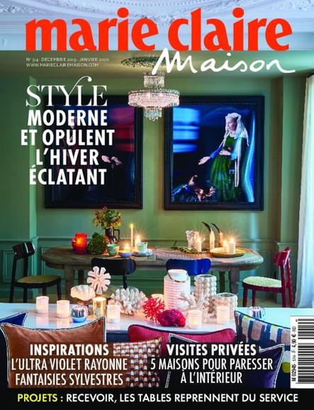 Marie Claire Maison - Décembre 2019