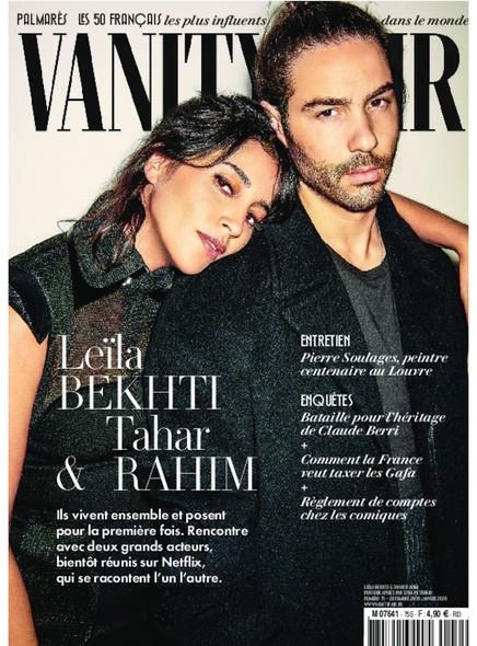 Vanity Fair - Novembre 2019