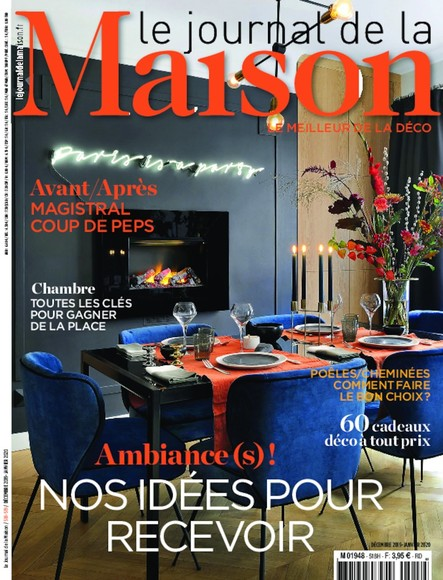 Journal de la maison - Décembre 2019/Janvier 2020