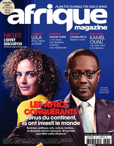 Afrique Mag N°399