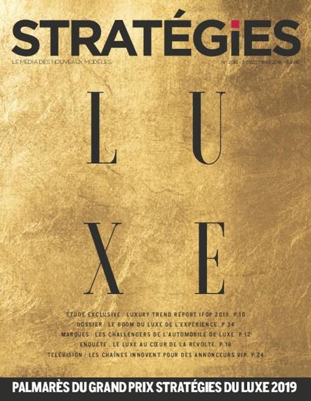 Stratégies N°2018