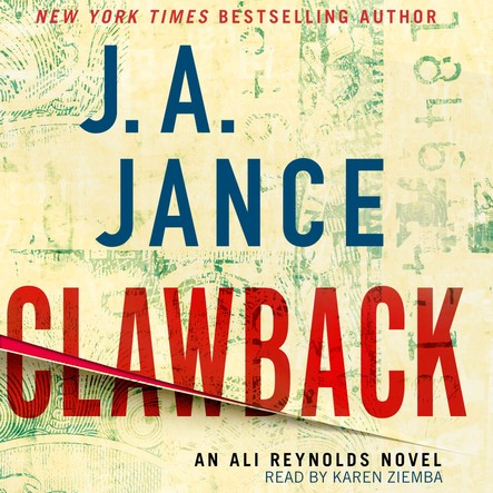 Clawback : An Ali Reynolds Novel