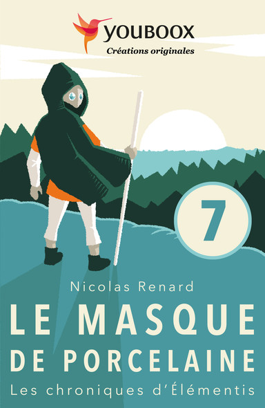 Le masque de porcelaine - Episode 7