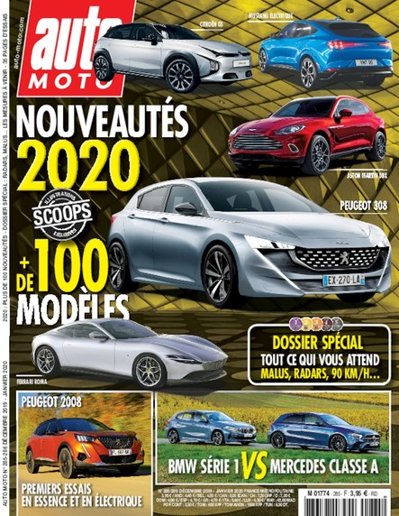 Auto Moto - Décembre 2019