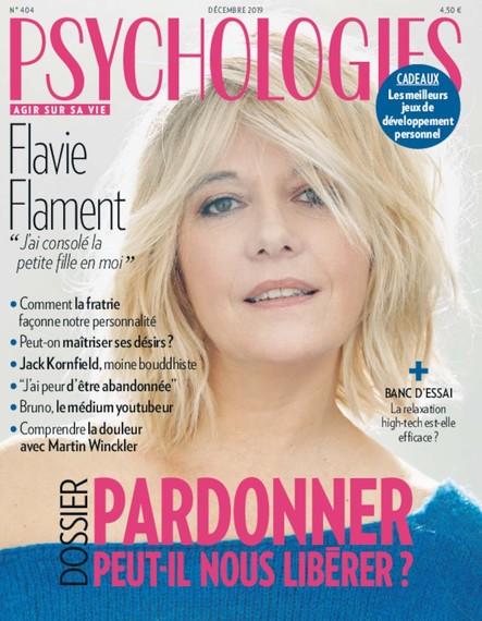 Psychologies Magazine - Décembre 2019