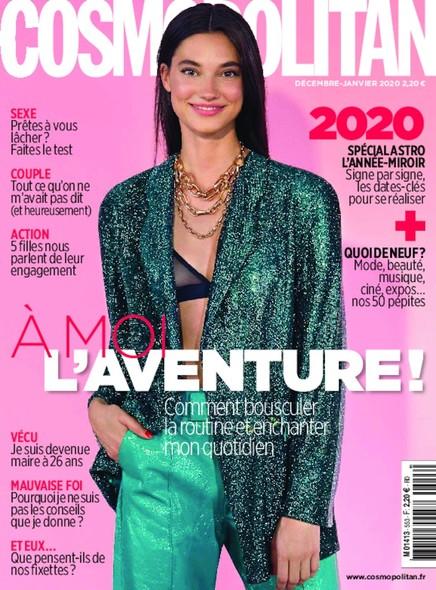 Cosmopolitain - Décembre 2019/Janvier 2020