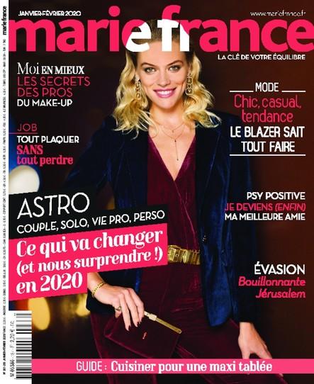 Marie France - Janvier/Février 2020