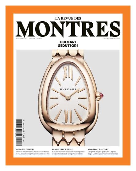 Revue des montres N°251 - Décembre 2019