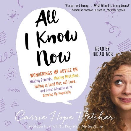 All I Know Now : Wonderings and Reflections on Growing Up Gracefully