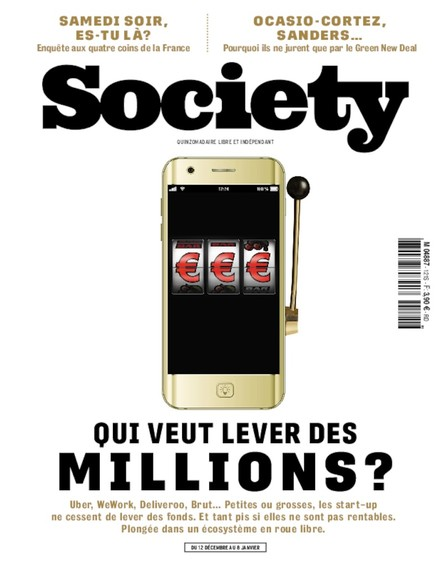 Society - Décembre 2019 - N°121
