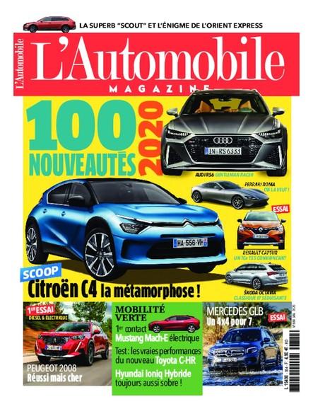 L'Automobile Magazine - Janvier 2020