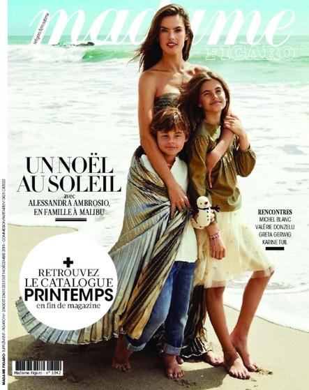Madame Figaro - Décembre 2019 - N°1843