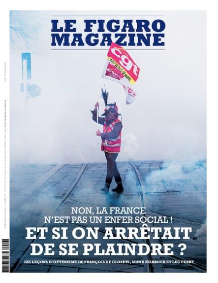 Figaro Magazine : Et si on arrêtait de se plaindre ?
