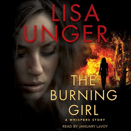 The Burning Girl : The Hollows - Short Story
