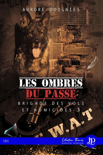 Les ombres du passé : Brigade des vols et homicides  #3