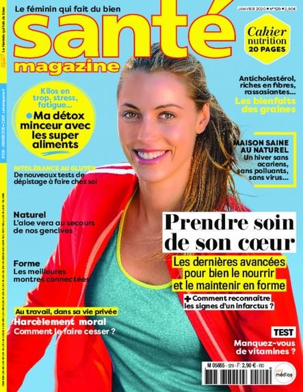 Santé Magazine - Décembre 2019