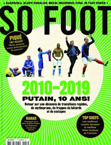 So Foot - Décembre 2019 - N°172