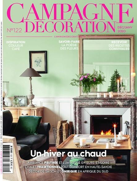 Campagne décoration - Décembre 2019/Janvier 2020