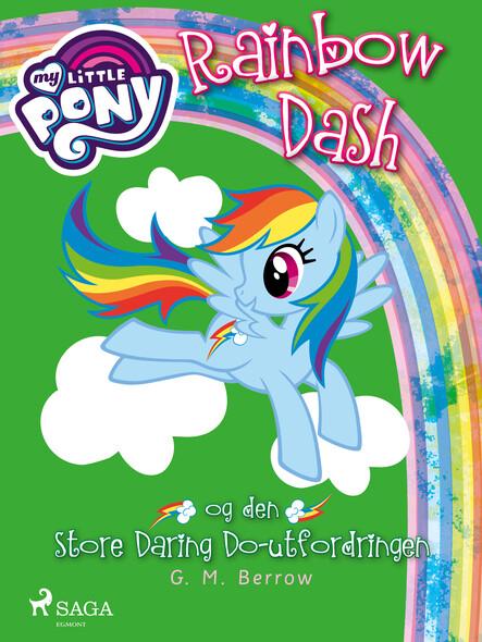 My Little Pony - Rainbow Dash og den store Daring Do-utfordringen