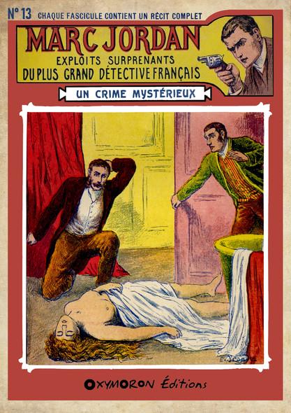 Un crime mystérieux