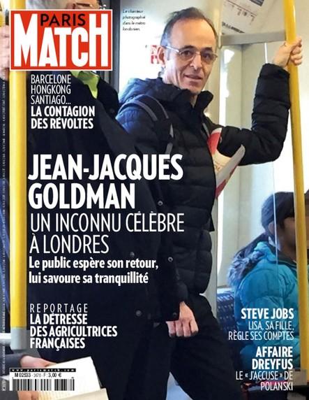 Paris Match N°3678 - Octobre 2019