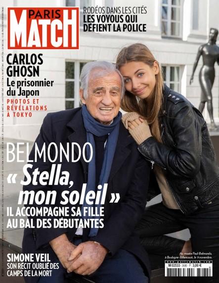 Paris Match N°3680 - Novembre 2019