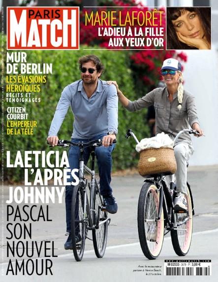 Paris Match N°3679 - Novembre 2019