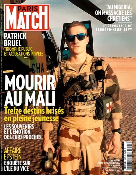 Paris Match N°3683 - Décembre 2019