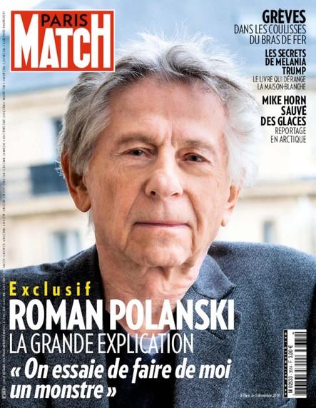 Paris Match N°3684 - Décembre 2019