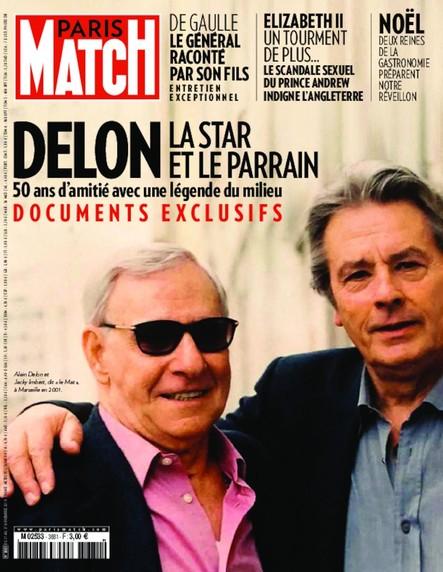 Paris Match N°3681 - Novembre 2019