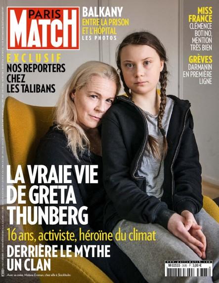 Paris Match N°3685 - Décembre 2019