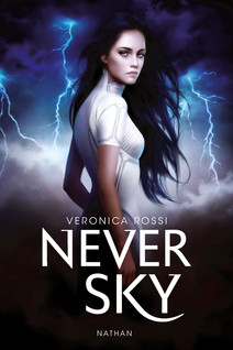 Never sky | Rossi, Veronica