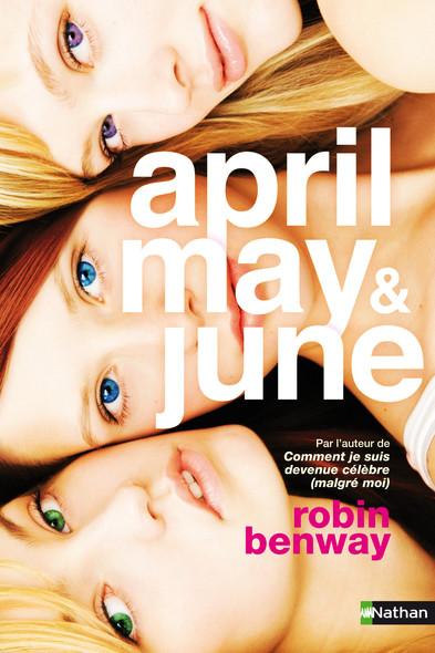 April, May & June