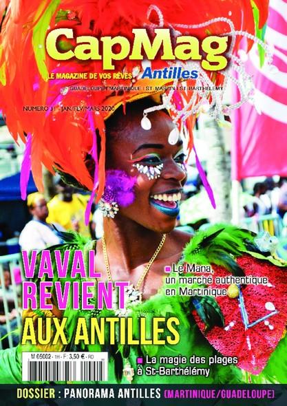 Cap Mag Antilles N°31