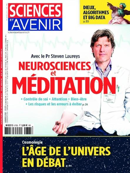 Sciences et Avenir - Décembre 2019