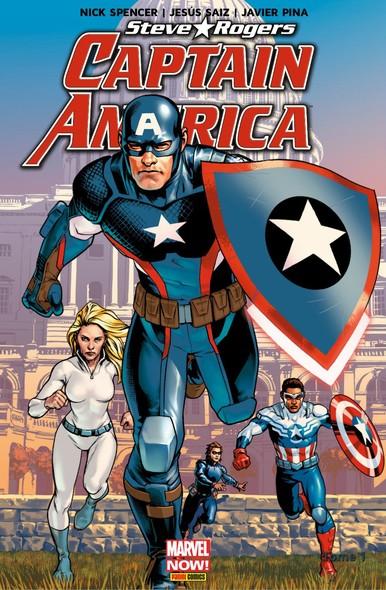 Captain America: Steve Rodgers (2016) T01